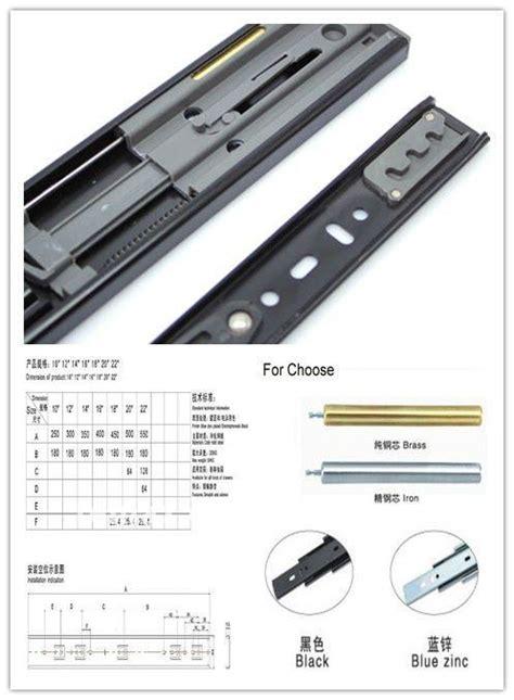 Dresser Drawer Slide Parts by Bf2304furniture Cheap Plastic Drawer Slide Parts Buy