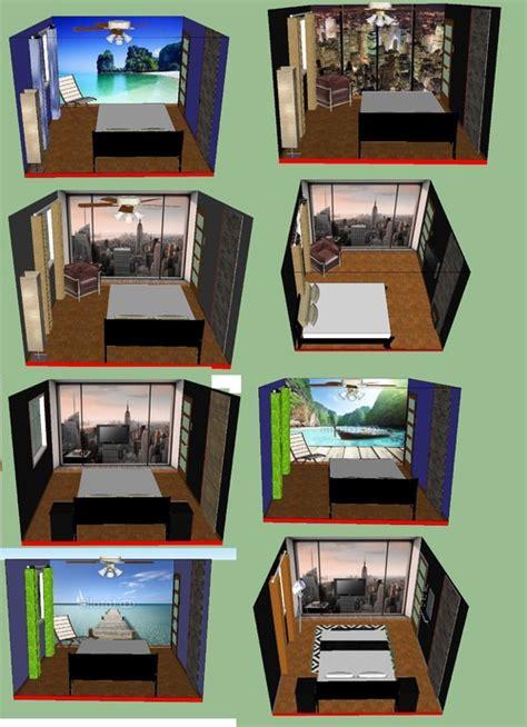 How To Layout Bedroom Furniture Small Bedroom Layout 11x12 1 Window 1 Entrance Door 1 Closet Door