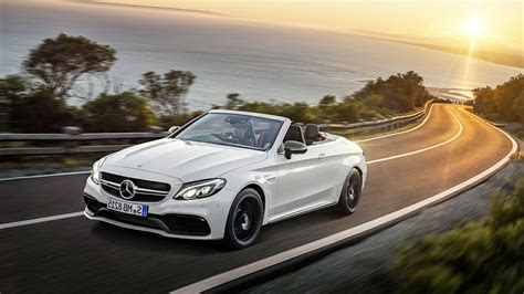 Mercedes Car Wallpapers Hd Free by 2017 Mercedes C Class Amg C63 Cabriolet Hd Car