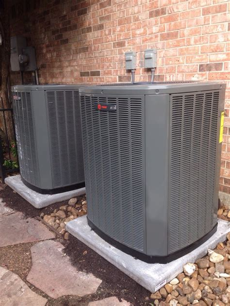 Trane Xr17 Two Stage Compressors Yelp