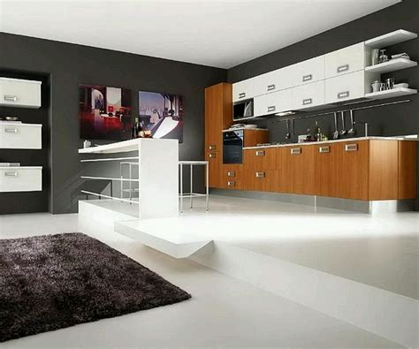 ultra modern kitchen design new home designs latest ultra modern kitchen designs ideas