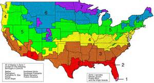 Climate Zone Map United States by Midori Haus Insulation