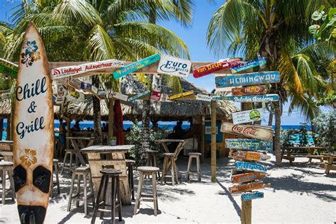 Five Images of Curacao?s Chill Beach Bar That Will Ruin