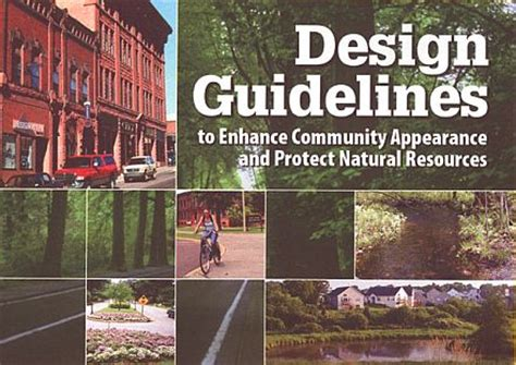 design guidelines purpose land use planning design guidelines