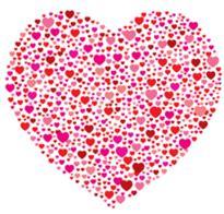 las mejores imgenes de corazones que se muevan organiza una fiesta de san valent 237 n muy hogare 241 a fiesta