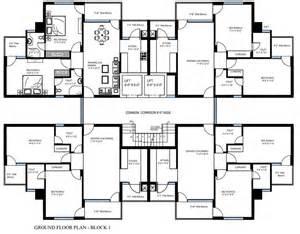 Apartment Building Layout 2 Bedroom Floor Plan Nigeria Friv5games Me