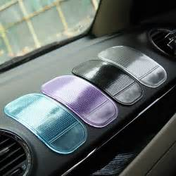 Dash Sticky Mats 5x Car Dashboard Sticky Pad Magic Anti Slip Non Slip Mat