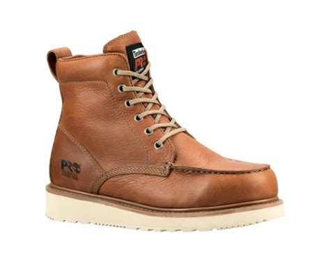 new s timberland pro 174 53008 wedge sole steel toe boots