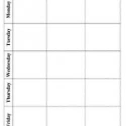 Free Printable Blank Lesson Plan Template by Blank Lesson Plan Template Teaching