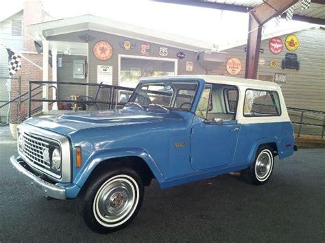 1973 jeep commando for sale 1973 jeep commander jeepster commando in mount pleasant sc