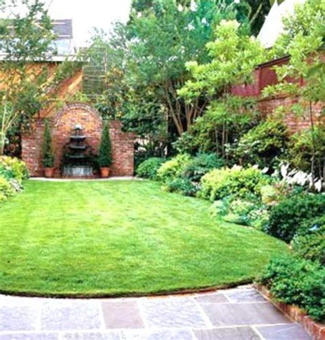 Small Walled Garden Design Ideas Simple Small Backyard Design Garden Design Small Backyard Design Household