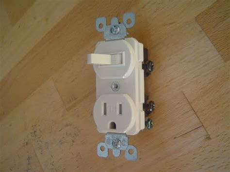 light switch and outlet combo changing electrical switches