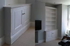 Stylish Bookcases Alcove Cabinets Bespoke Furniture Fitters Surrey