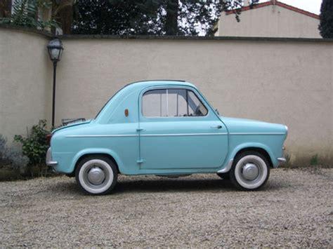 Vespa Auto by Vespa 400 1957 Cartype