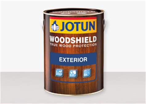 woodshield exterior wood metal products jotun