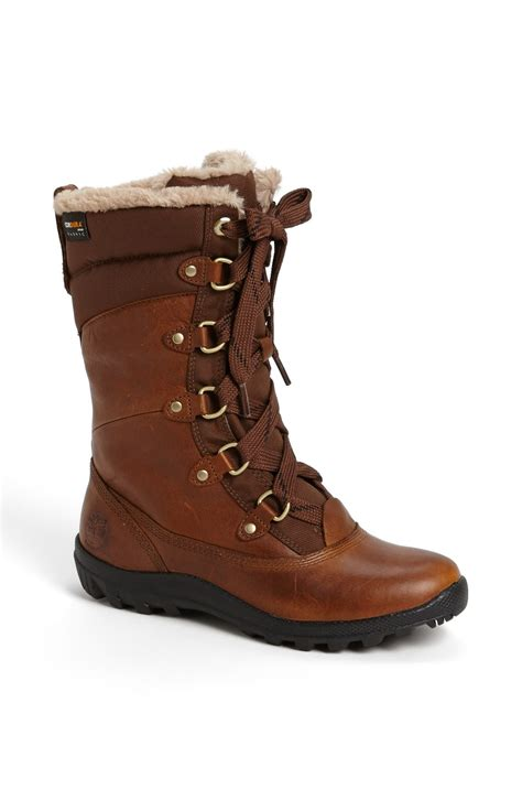 timberland earthkeepers boots timberland earthkeepers mount waterproof duck boot in