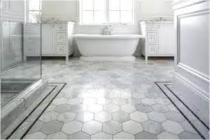 Floor Tile Ideas For Small Bathrooms by 20 Best Option Bathroom Flooring For Your Home Ward Log