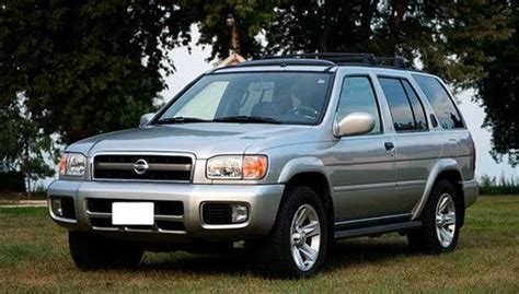 2003 Nissan Pathfinder Le by Find Used 2003 Nissan Pathfinder 4x4 Le Loaded Leather