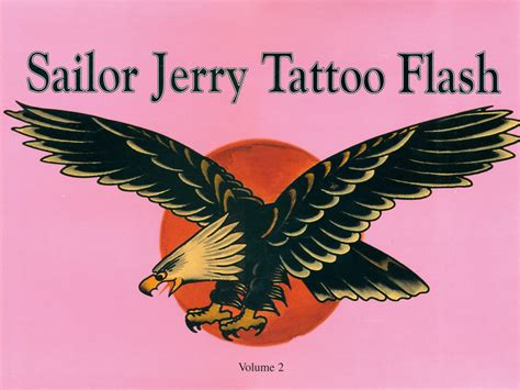 sailor jerry eagle tattoo sailor jerry flash vol two oversize sold out re