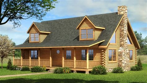 log cabin plan coosa plans information southland log homes
