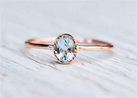 besondere verlobungsringe verlobungsringe ros 233 gold aquamarin ring verlobungsring