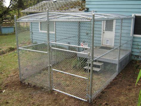 Backyard Kennels Kennels Outdoor Fence