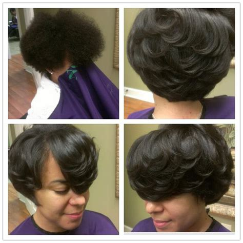 short pressed hairstyles 1000 images about natural hair pressed out on pinterest
