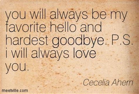 i miss you and will always love you quotes
