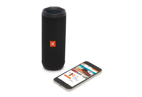 jbl bluetooth nomade mini speaker flip 4 black alltricks fr