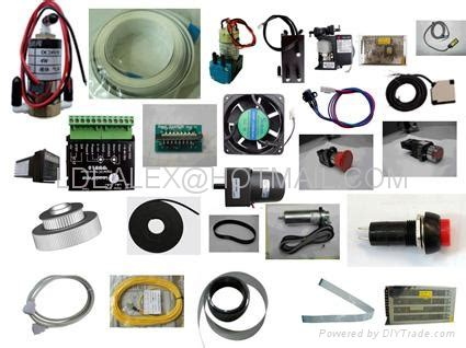 Spare Part Printer spare parts for indoor inkjet 750 printer select sign