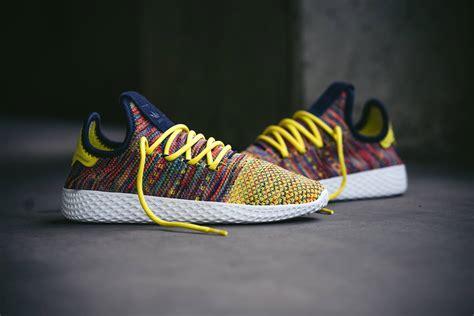 adidas tennis hu the pharrell x adidas tennis hu multicolor debuts next