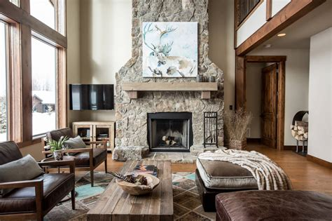 15 Rustic Home Decor Ideas For Your Living Room Rustic Room