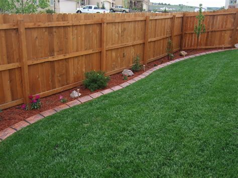 Garden Border Fence Ideas 34 New Garden Border Fence Ideas Home Idea