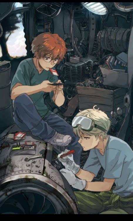 mechanic  tumblr