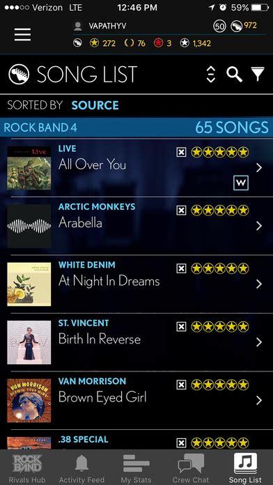 rock band apk rock band companion app android apk
