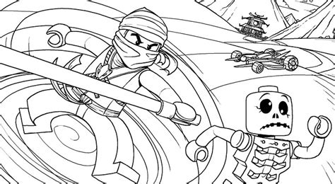 lego nindroid coloring page coloriage et dessin de ninjago 224 imprimer