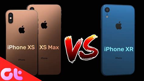 iphone xs vs iphone xr difference in rs 20 000 gt