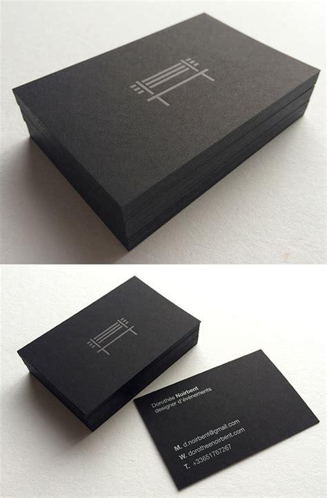 Sleek Business Cards