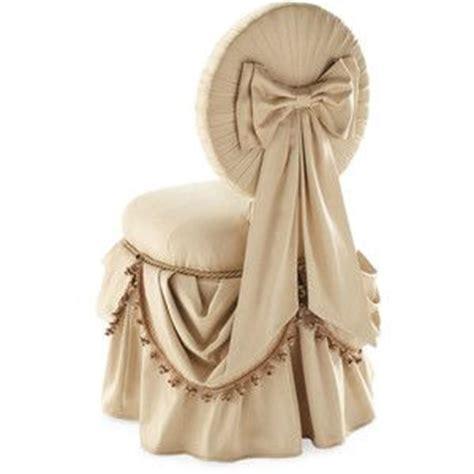 skirted vanity chair skirted vanity chair dream home pinterest wedding
