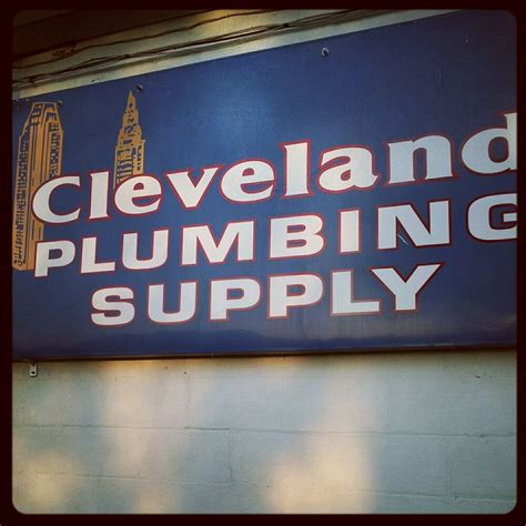 cleveland plumbing supply company in ridgeville