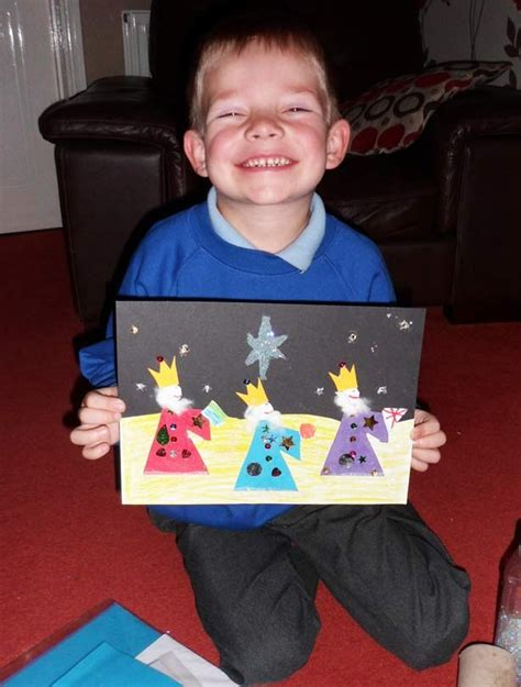 Yellow Kitchen Aid - your christmas craft pictures liam s christmas nativity scene goodtoknow