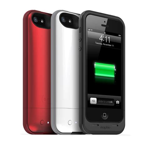 mophie juice pack plus gives iphone 5 120 percent more battery