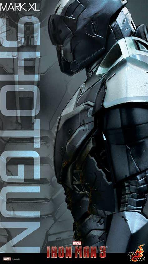 Iron Man Dom Iron Man Mark Xl Shotgun Collectible Figure Preview