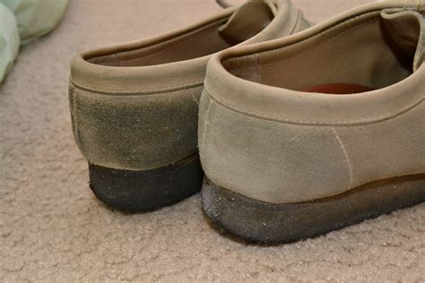 one way to clean suede shoes warfieldfamily