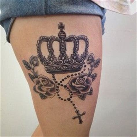 tattoo queen west facebook princess tattoo roses and crosses ink me baby