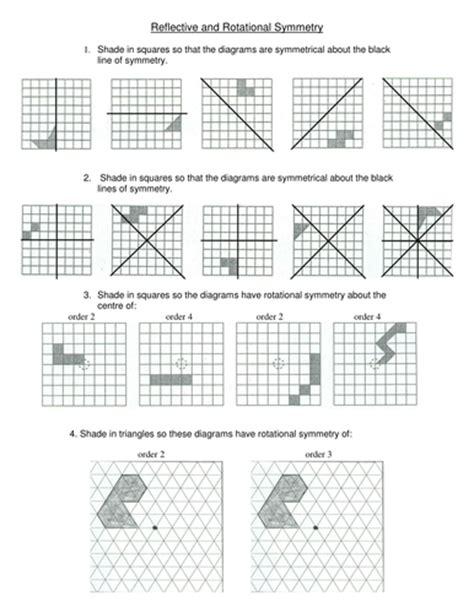 pattern activities for ks2 free worksheets 187 pattern symmetry worksheets ks2 free