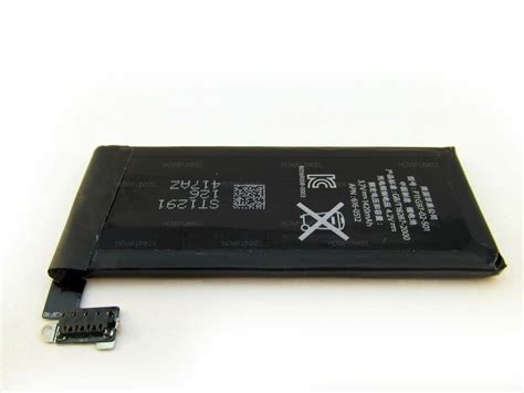 iphone 4 battery iphone 4 4g battery 1420mah li ion replacement a1332 a1349 at t verizon sprint ebay