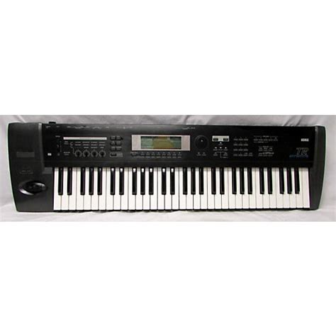 Keyboard Korg Tr used korg tr61 keyboard workstation guitar center