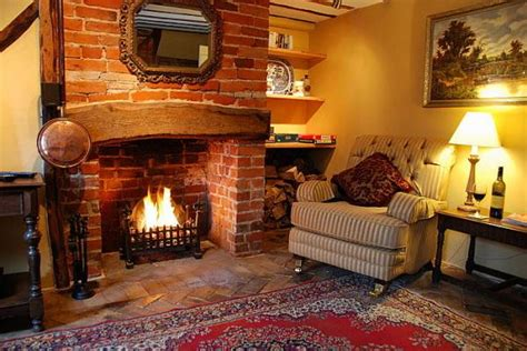 Fireplace Cottage by Open Fires The Grove Cottages