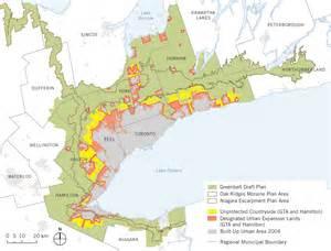 The Greenbelt Neptis Commentary On The Draft Greenbelt Plan Neptis